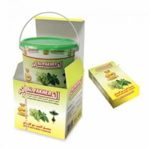 Табак для кальяна Аль Фахер микс виноград с мятой 1 кг