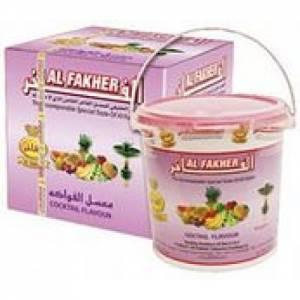 Табак для кальяна Аль Фахер коктейль из фруктов 1 кг