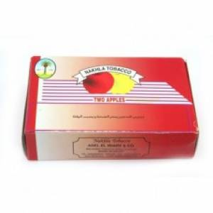 Табак для кальяна Nakhla Classic Два яблока