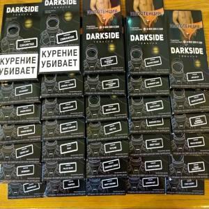 табак для кальяна Darkside в ассортименте 100грамм