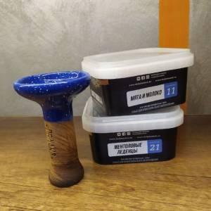 табак для кальяна Daily Hookah в ассортименте 250 грамм