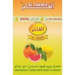 Табак для кальяна Аль Фахер микс грейпфрут с мятой 50 гр